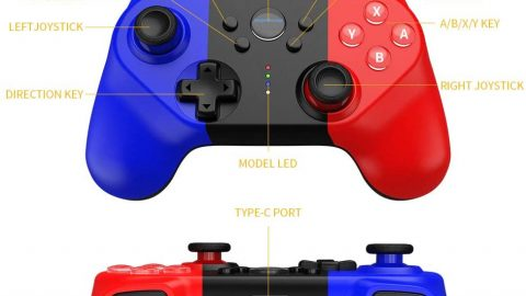 [2020 New Version] Switch Controller