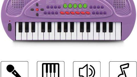 32 Keys Piano Keyboard Multifunction