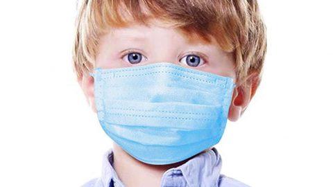 50 Packs Children Kid Disposable Face Mask