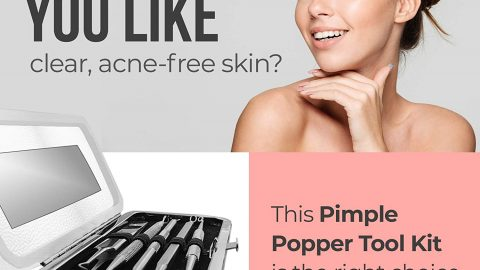 Acne Removal Tool Kit