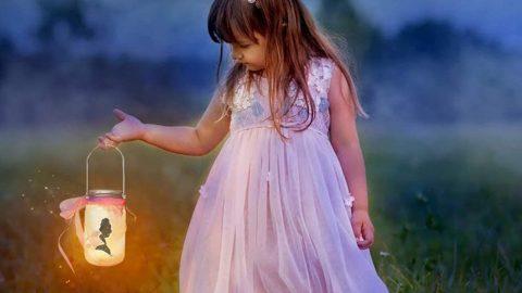 Alirea DIY Fairy Lantern Night Light