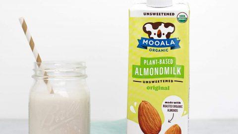 Almondmilk, Unsweetened, 1L (Pack of 6)