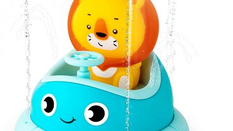 Baby Bath Toy Water Spray boy