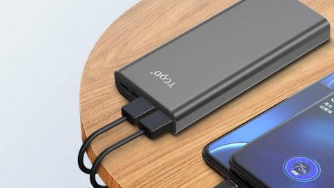 Cell Phone Battery Charger Portable TG90 25000mAh