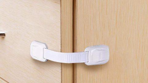 Child Safety Strap Locks Cabinet Locks