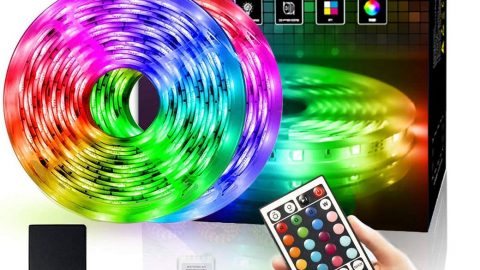 Led Strip Lights, 32.8FT 10M Flexible Color Changing