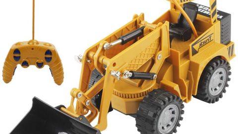 Remote Control Bulldozer Toy
