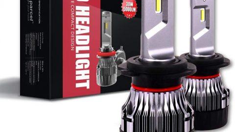 Sinoparcel H7 LED Headlight Bulbs