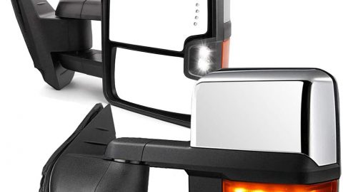 YITAMOTOR Towing Mirrors Compatible with Chevy GMC
